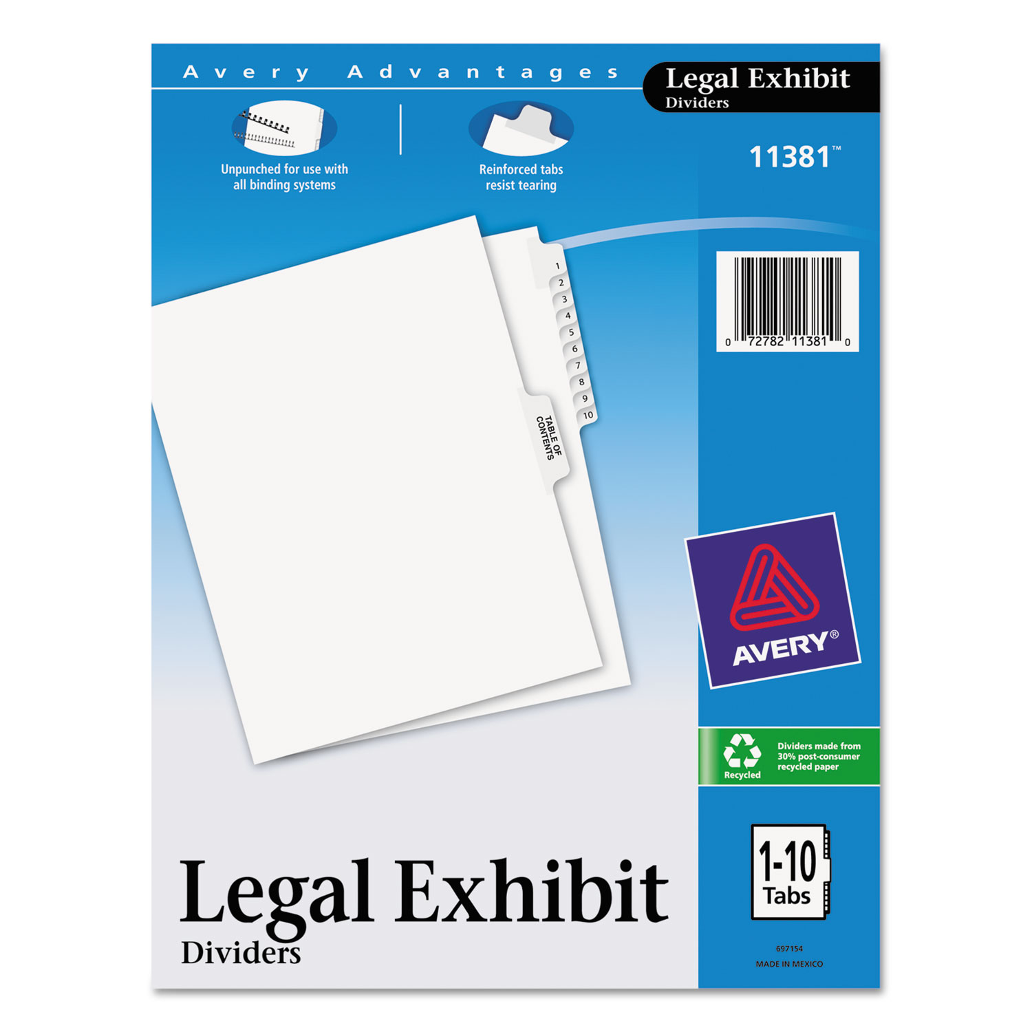 office supplies indexes sheet protectors indexes